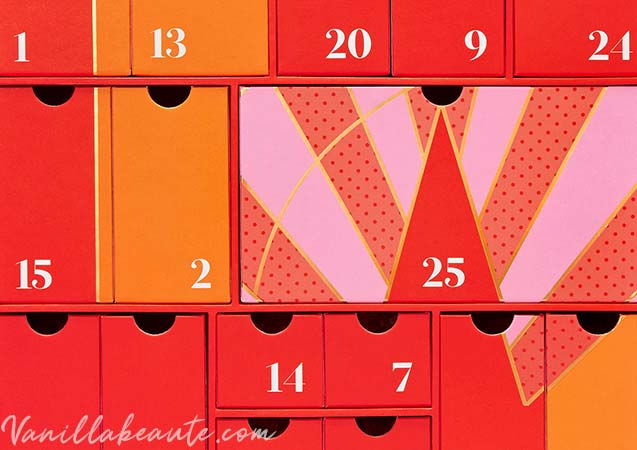 calendrier avent 2020 cult beauty